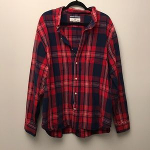 Old Navy The Classic Shirt Regular Fit 3X ButtonUp